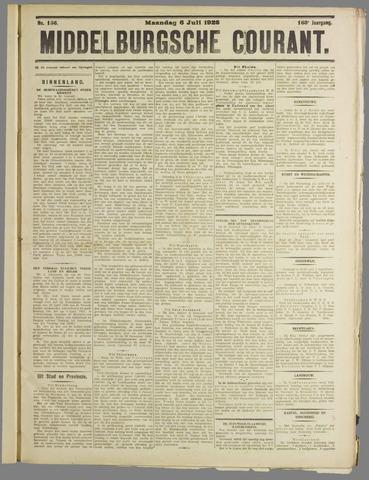 Middelburgsche Courant 1925-07-06