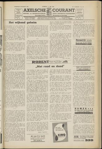 Axelsche Courant 1952-05-03