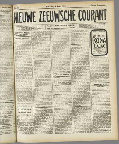 Nieuwe Zeeuwsche Courant 1912-06-01