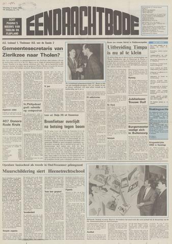 Eendrachtbode (1945-heden)/Mededeelingenblad voor het eiland Tholen (1944/45) 1989-03-13