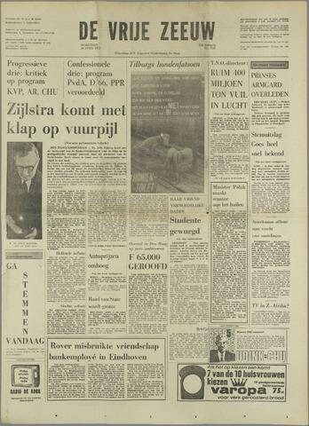 de Vrije Zeeuw 1971-04-28