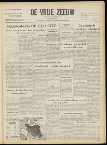 de Vrije Zeeuw 1953-08-29