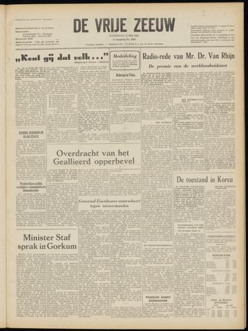de Vrije Zeeuw 1952-05-31