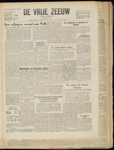 de Vrije Zeeuw 1950-01-06