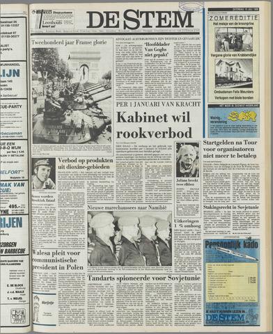 de Stem 1989-07-15