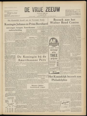 de Vrije Zeeuw 1952-04-07