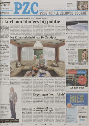Provinciale Zeeuwse Courant 2006-09-05