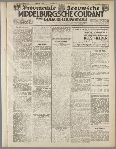 Middelburgsche Courant 1935-11-27