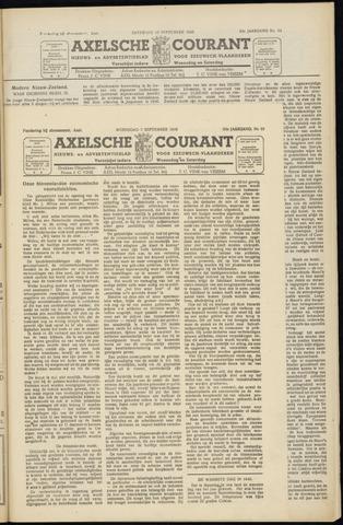 Axelsche Courant 1949-09-07