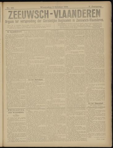 Luctor et Emergo. Antirevolutionair nieuws- en advertentieblad voor Zeeland / Zeeuwsch-Vlaanderen. Orgaan ter verspreiding van de christelijke beginselen in Zeeuwsch-Vlaanderen 1919-10-08