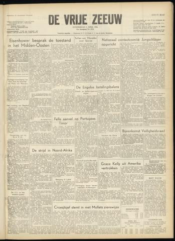 de Vrije Zeeuw 1956-04-05