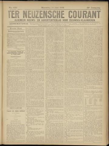 Ter Neuzensche Courant. Algemeen Nieuws- en Advertentieblad voor Zeeuwsch-Vlaanderen / Neuzensche Courant ... (idem) / (Algemeen) nieuws en advertentieblad voor Zeeuwsch-Vlaanderen 1928-06-25