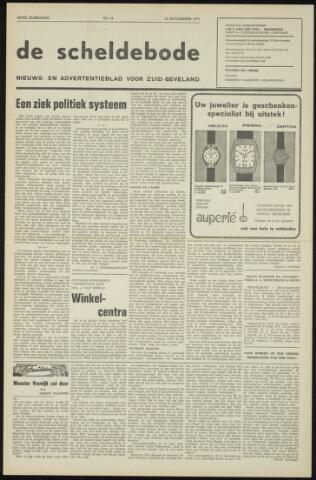 Scheldebode 1971-11-19