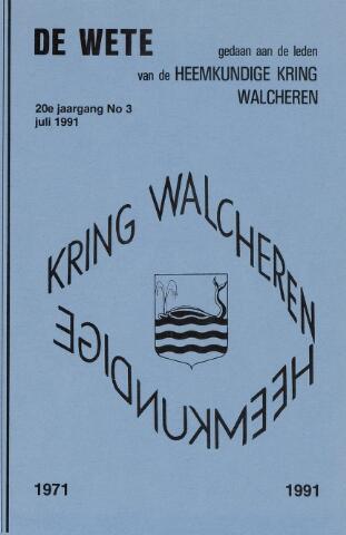 de Wete 1991-07-01