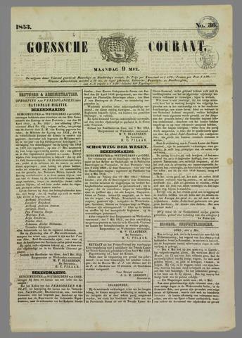 Goessche Courant 1853-05-09