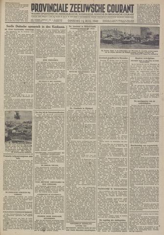 Provinciale Zeeuwse Courant 1942-08-11