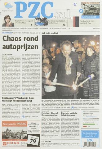 Provinciale Zeeuwse Courant 2009-11-25