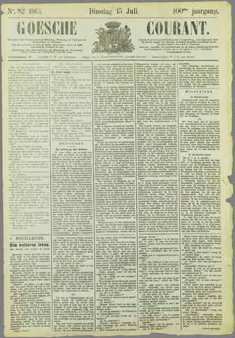 Goessche Courant 1913-07-15