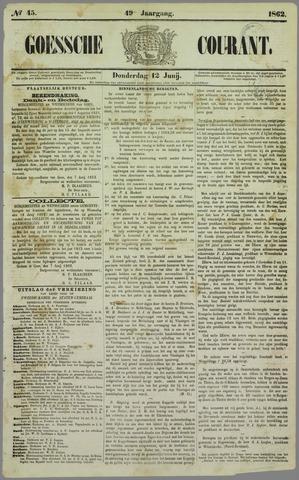 Goessche Courant 1862-06-12