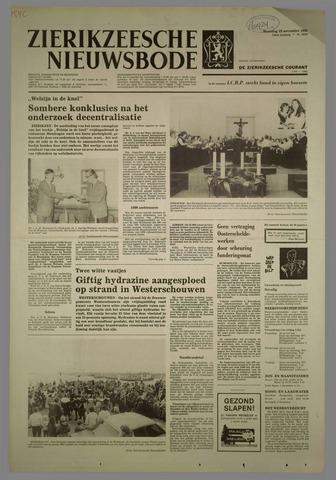 Zierikzeesche Nieuwsbode 1982-11-29