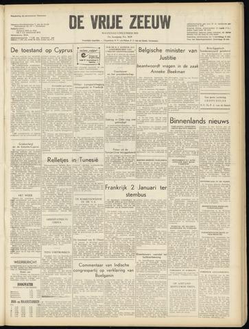 de Vrije Zeeuw 1955-12-05