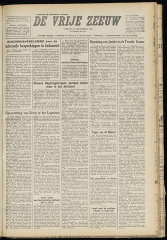 de Vrije Zeeuw 1948-12-10
