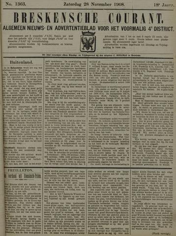 Breskensche Courant 1908-11-28