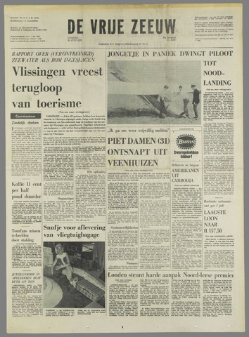 de Vrije Zeeuw 1970-06-30