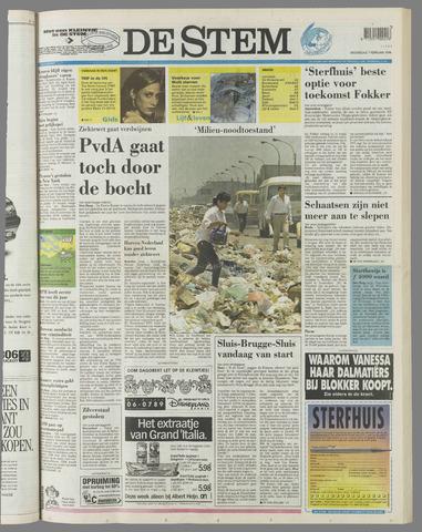 de Stem 1996-02-07