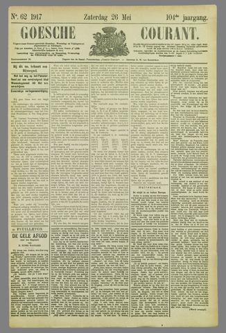 Goessche Courant 1917-05-26
