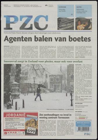 Provinciale Zeeuwse Courant 2013-01-15