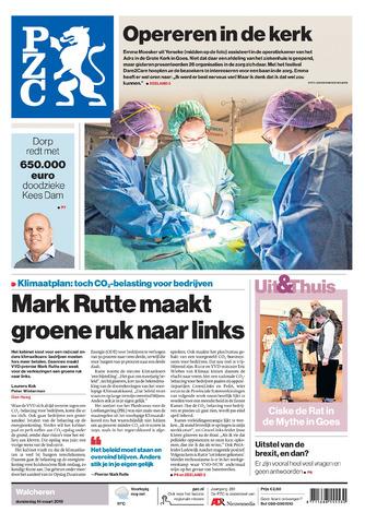 Provinciale Zeeuwse Courant 2019-03-14