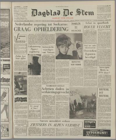 de Stem 1965-04-22