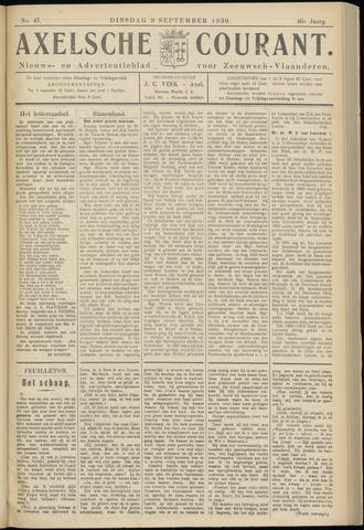 Axelsche Courant 1930-09-09