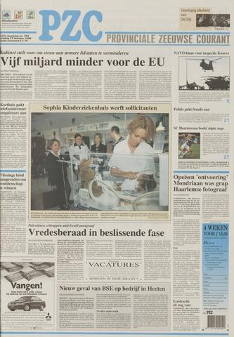 Provinciale Zeeuwse Courant 1998-10-23