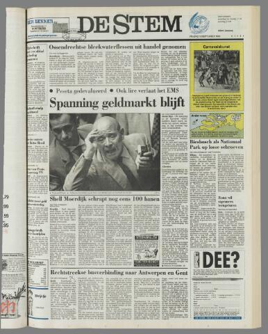 de Stem 1992-09-18