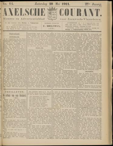Axelsche Courant 1911-05-20