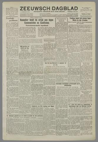 Zeeuwsch Dagblad 1947-10-29