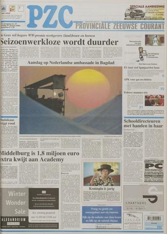 Provinciale Zeeuwse Courant 2004-01-31