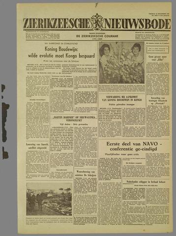 Zierikzeesche Nieuwsbode 1959-12-18
