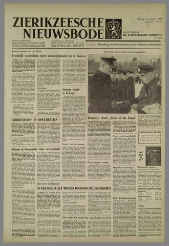 Zierikzeesche Nieuwsbode 1963-01-15