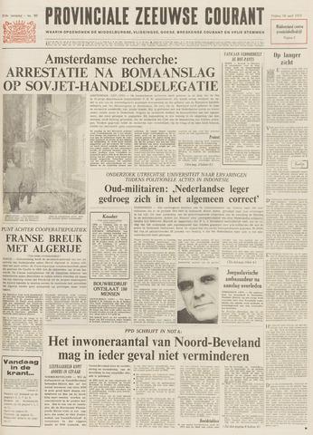 Provinciale Zeeuwse Courant 1971-04-16