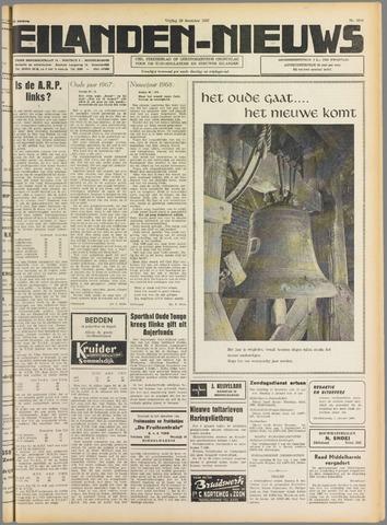 Eilanden-nieuws. Christelijk streekblad op gereformeerde grondslag 1967-12-29