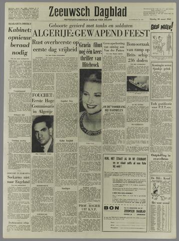 Zeeuwsch Dagblad 1962-03-20