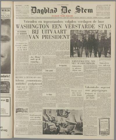 de Stem 1963-11-26