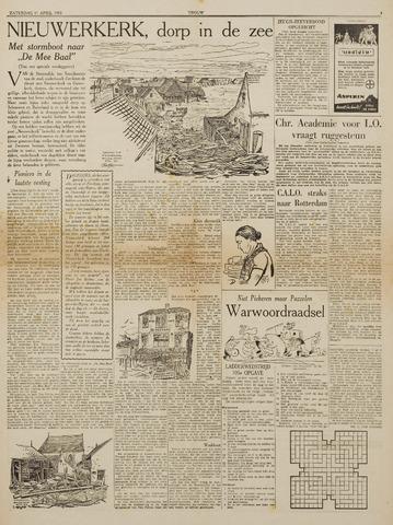 Watersnood documentatie 1953 - kranten 1953-04-11