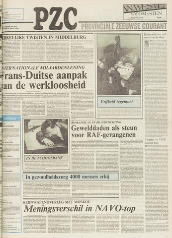 Provinciale Zeeuwse Courant 1981-04-09