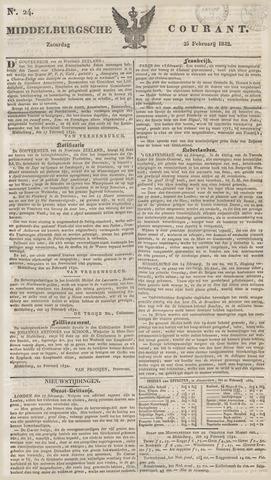 Middelburgsche Courant 1832-02-25