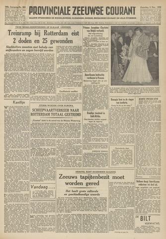 Provinciale Zeeuwse Courant 1952-11-08
