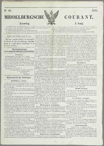 Middelburgsche Courant 1855-06-02